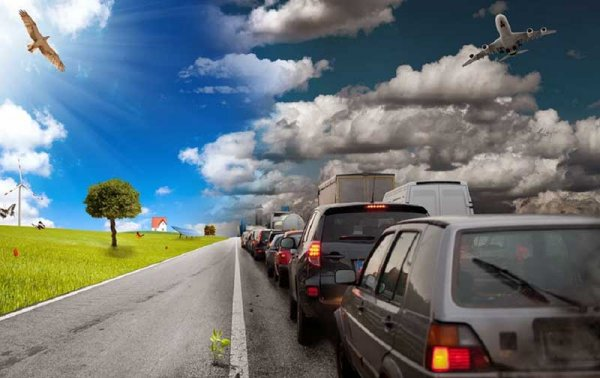 air pollution due to transportation Air pollution due to traffic environmental sciences essay especially air and sound pollutions air pollution due to reduce air pollution due to transportation.