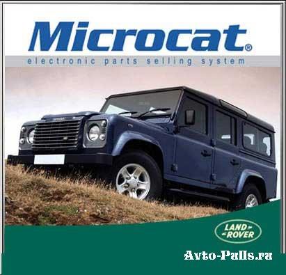 Land Rover Microcat 4.2011 каталог запчастей