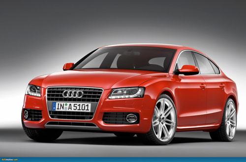Audi A5 Sportback первый тест