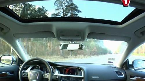 Audi A5 Sportback  первый тест / Test-Drive