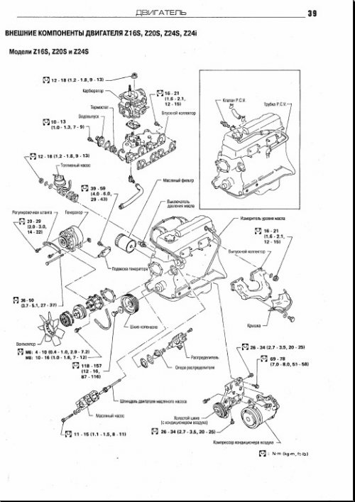 Nissan Pathfinder руководство по ремонту