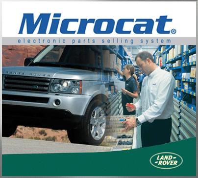 Land Rover Microcat, март 2012 года