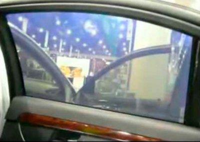 Регулируемая тонировка стекол автомобиля, принципы работы