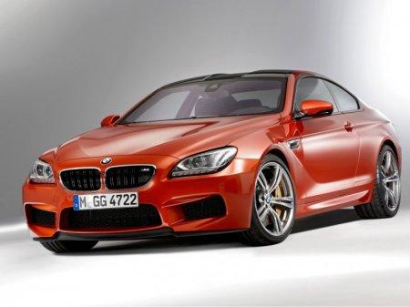 Автомобиль BMW M6 Coupe
