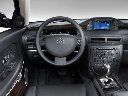 Автомобиль Citroen C6