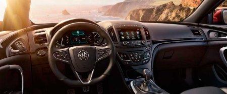 Автомобиль Buick Regal 2014