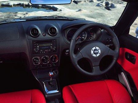 Автомобиль Daihatsu Copen