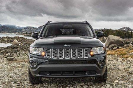 Обновленный Кроссовер Jeep Compass 2014