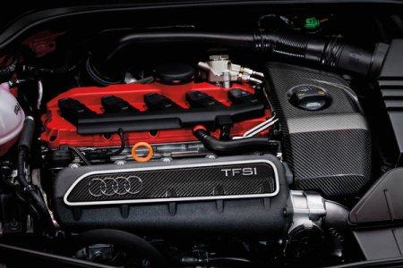 Audi TT - автомобиль без задней передачи