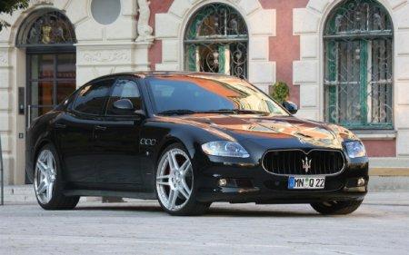 Автомобиль для новых побед Maserati Quattroporte S 2014