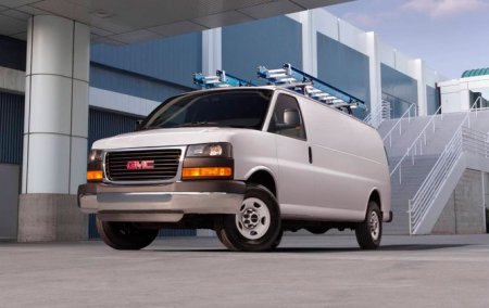 Chevrolet Express - подробный обзор, тест драйв