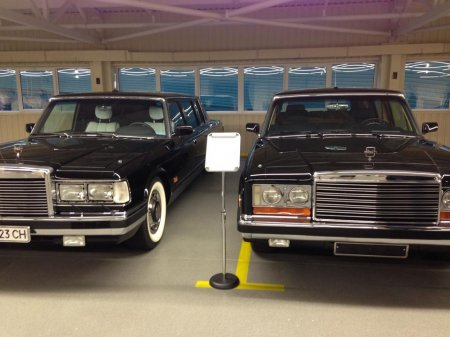 Автомобили Виктора Януковича, личная коллекция