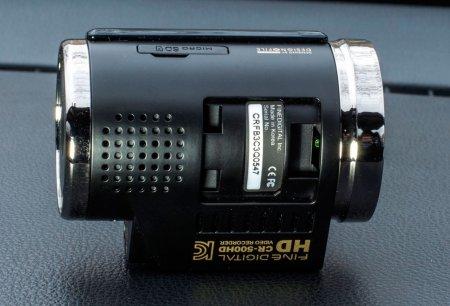 FineVu CR-500HD вид слева