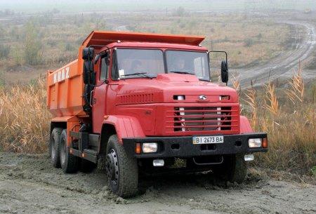 Самосвал КрАЗ С18.0 «Горняк»