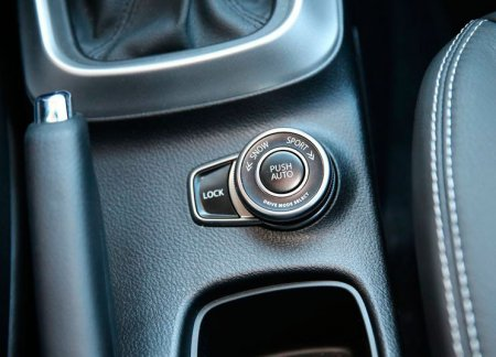 Интерьер Suzuki New SX4