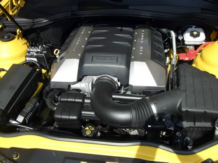 Двигатель Chevrolet Camaro