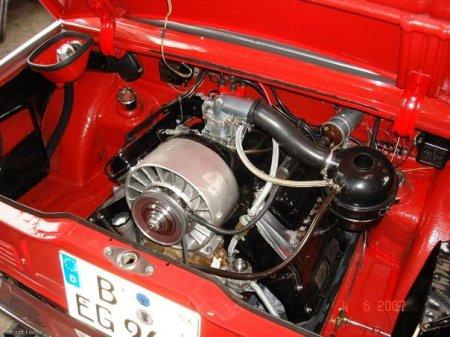 Двигатель Запорожца
