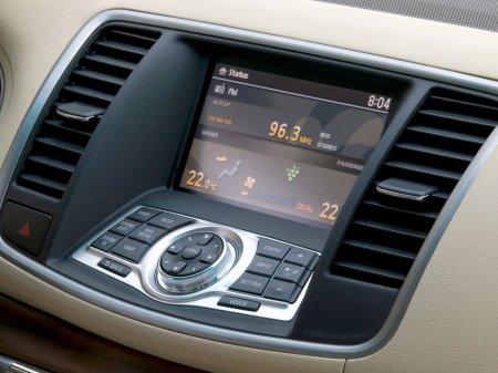 Дисплей Nissan Teana 2014