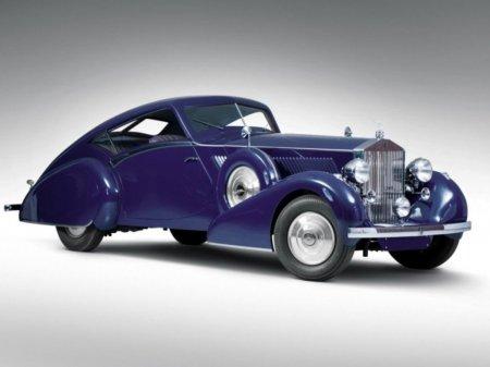 Rolls Royce Phantom III 1937 года