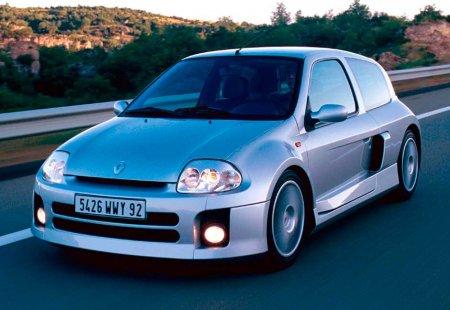 Renault Clio Sport V6 24v