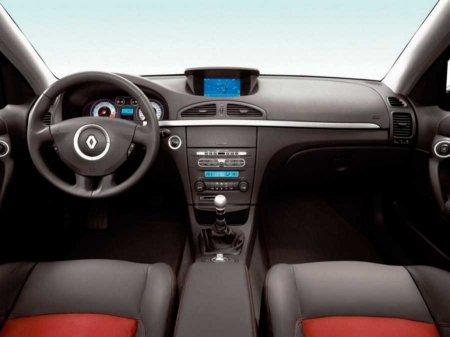 Кабина Renault Laguna V6