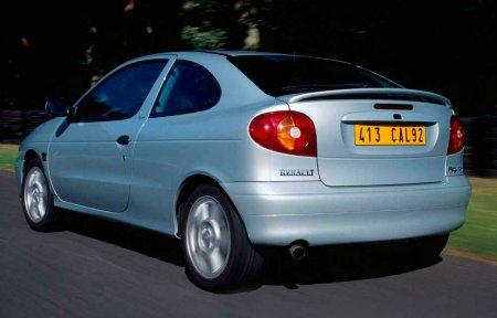 Renault Megane 2.0 16V Coupe