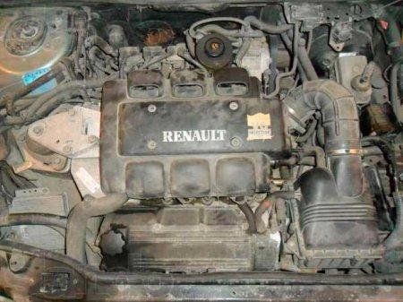 Двигатель Renault Laguna V6