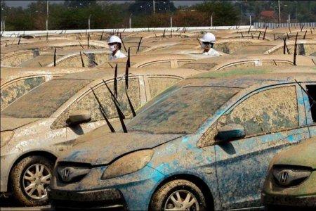 Автомобили утопленники