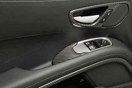 Салон автомобиля Dodge Viper