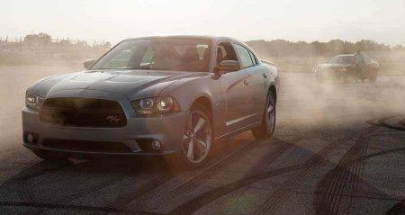 Dodge Charger, скорость и динамика