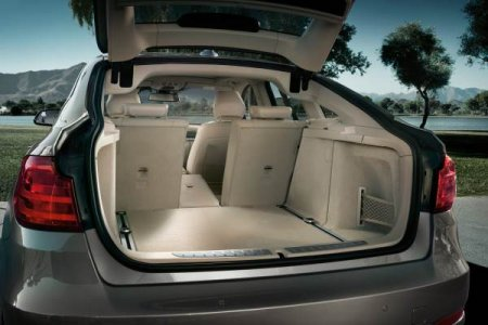 BMW X3 багажник