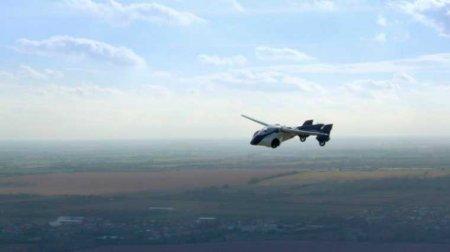 Полет AeroMobil 3.0