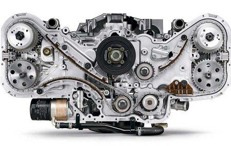 6-ти цилиндровые оппозитные моторы