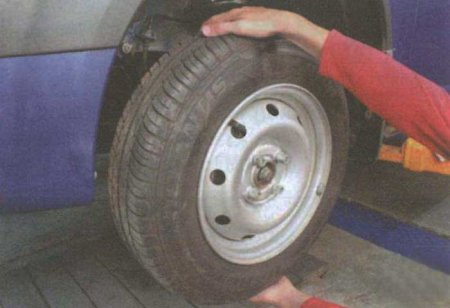 Качаем колесо