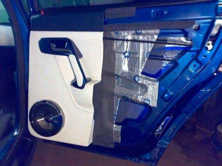 Теплоизоляция автомобиля, двигателя, салона, используемые материалы