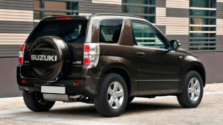 Suzuki Grand Vitara, коротко о главном