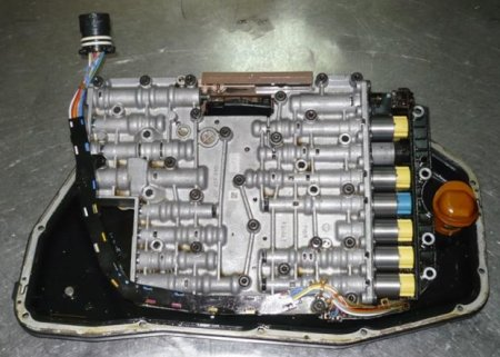 Гидравлическая автоматика