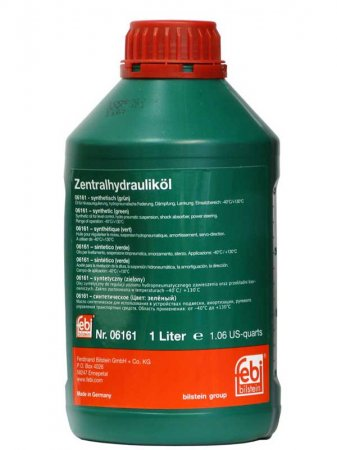 Жидкость ГУРА Febi VAG/BMW синтетика 1л.