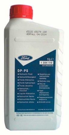 """Жидкость для гидроусилителя руля Ford синтетическая """"DP-PS"""", 1л."""