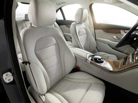 Обзор Mercedes C-Class W205