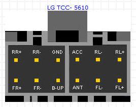 LG TCC- 5610