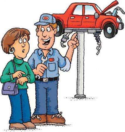 Чего не следует говорить механику в автосервисе?