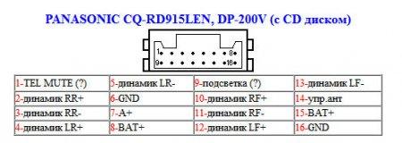 CQ-RD915LEN