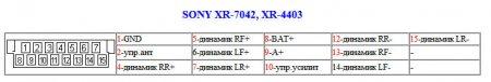 XR-7042