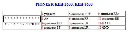 KEH-2600