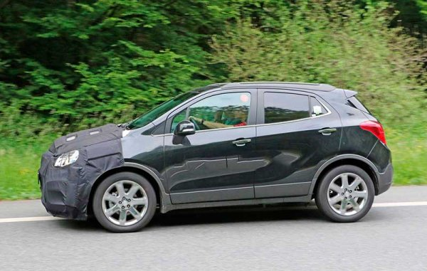 Restyled Buick Encore