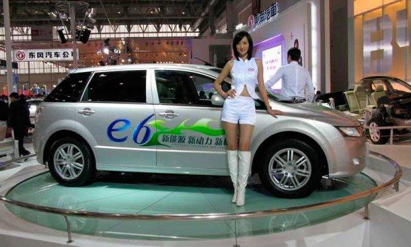 Электромобили и экономика Китая, в чем связь?