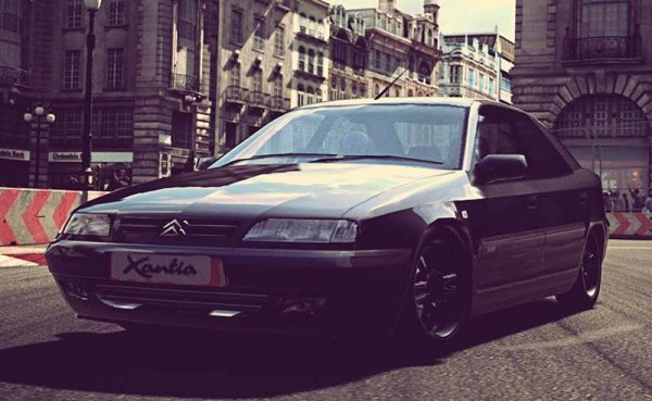 Citroen Xantia 3.0i V6 exclusive