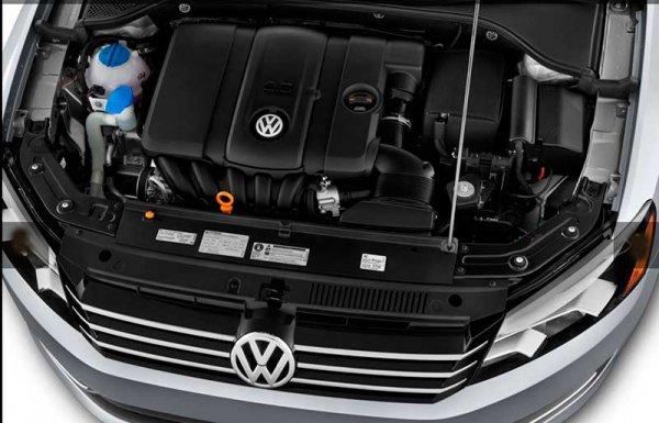 Знакомство с новым Volkswagen Passat 2016