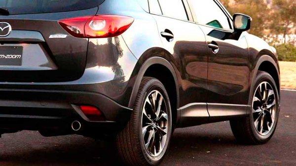 Новая Mazda CX-5 2016